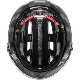 UVEX Finale Visor Cykelhjelm sort